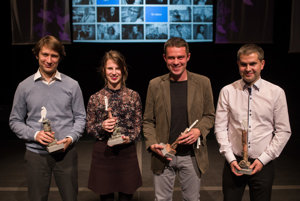White Crow award laureates