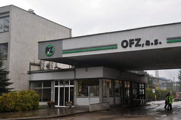 OFZ, producer of ferroalloys