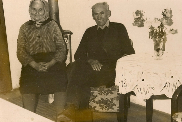 Štefan Kašša and his wife Mária are righteous among the nations.