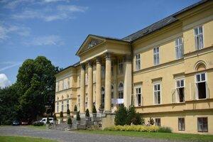 The manor house in Dolná Krupá