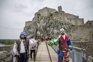 Knights of Devín