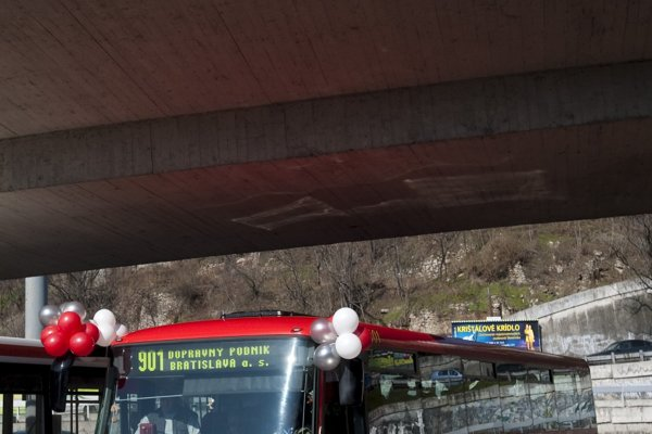 Bus No 901