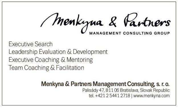 Menkyna & Partners Management Consulting