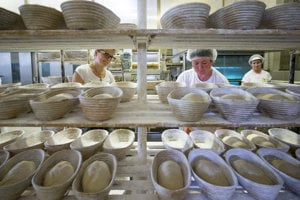 Bakers are negatively impacted by work surcharges as they have increased prices