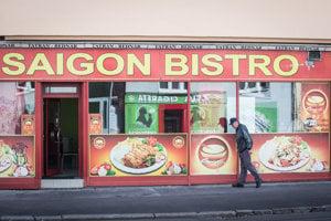 A Vietnamese bistro in Bratislava