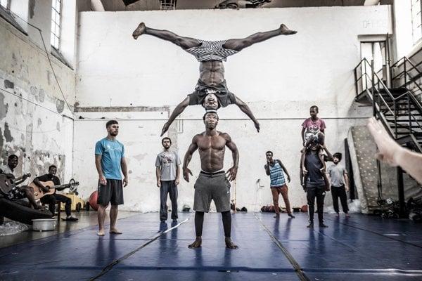 Circus Rwanda