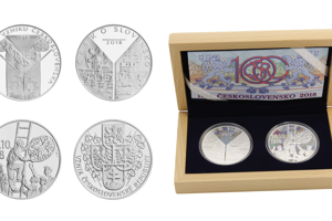 Silver medal collection