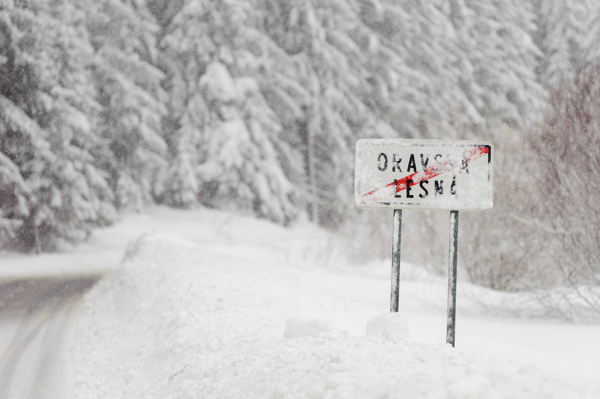 See how north Slovakia deals with snow - spectator.sme.sk ec5d59a96c2