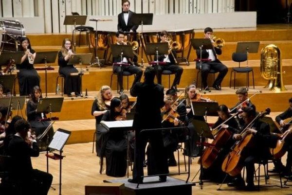 Orange County School of the Arts Symphony Orchestra