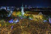 November 16 gathering in Bratislava