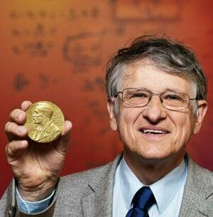 Nobel Prize winner Klaus von Klitzing