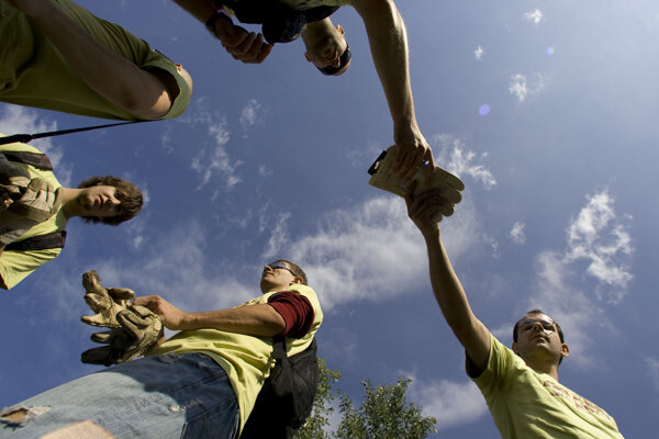 The new register of non-profit and similar organisations may lead to better synergy.