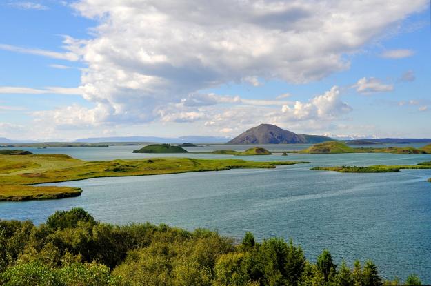 Lake Mývatn, Dimmuborgir