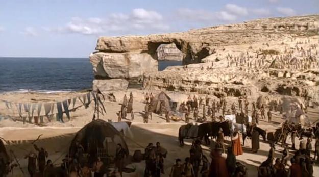 Daenerys and Drogo's Wedding