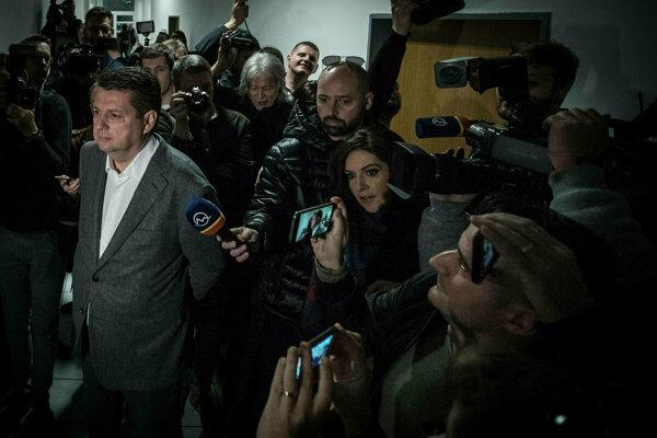 Controversial businessman Ladislav Bašternák is already serving a five-year sentence in prison.