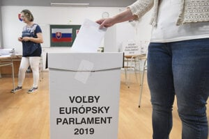 EP election in Slovakia
