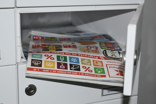 Retailers in Slovakia keep secret how many tonnes of paper they spend on printing promotion catalogues.