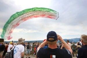 Frecce Tricolori from Italy