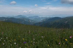 The view from Borišov.