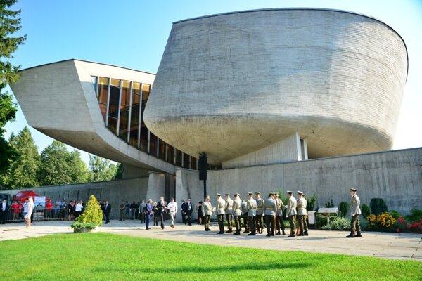 SNP Museum in Banská Bystrica