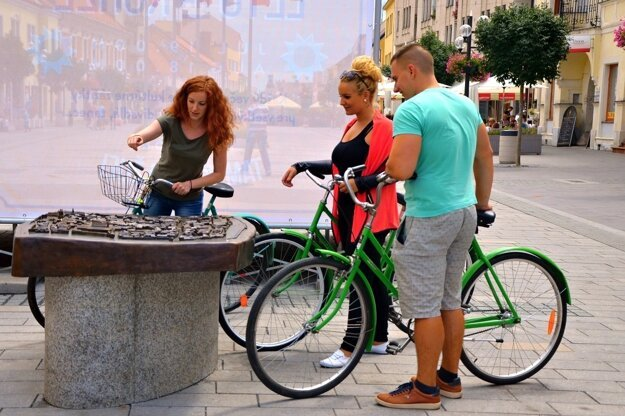 The last Trnava bike tour will take cyclists to industrial places in the city.