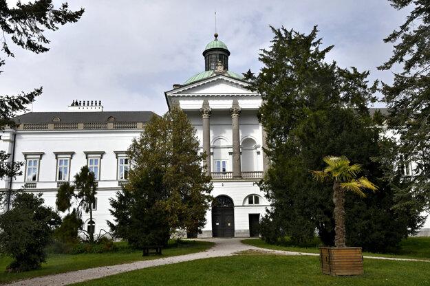 Topoľčianky Castle