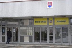 Coronavirus also closed the municipal authority in Košice.