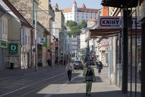 Slovakia began to reopen itself amid the coronavirus pandemic on April 22, 2020.
