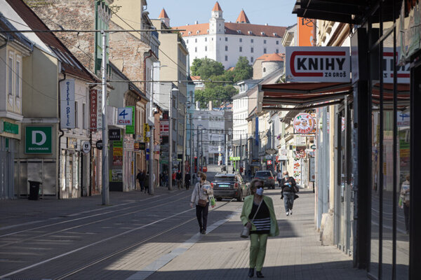 Slovakia began to reopen itself amid the coronavirus pandemic on April 22, 2020.