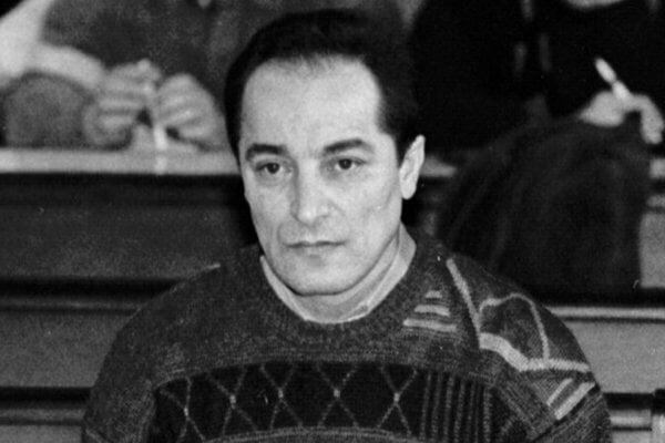 Serial murderer Ondrej Rigo.
