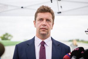 Transport Minister Andrej Doležal