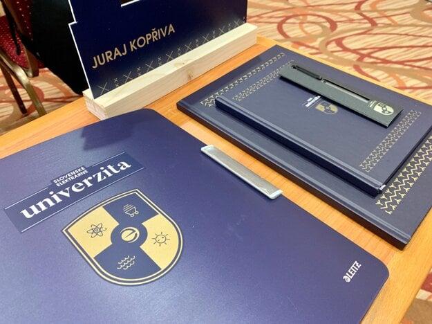 Slovenské Elektrárne developed its own educational programme.