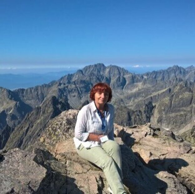 Tourist guide Viera Marecová has helped a number of Americans in the past three decades.