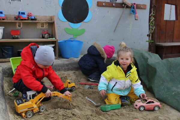 Child-initiated play is a style of play where children choose how, where, and what they wish to play with.