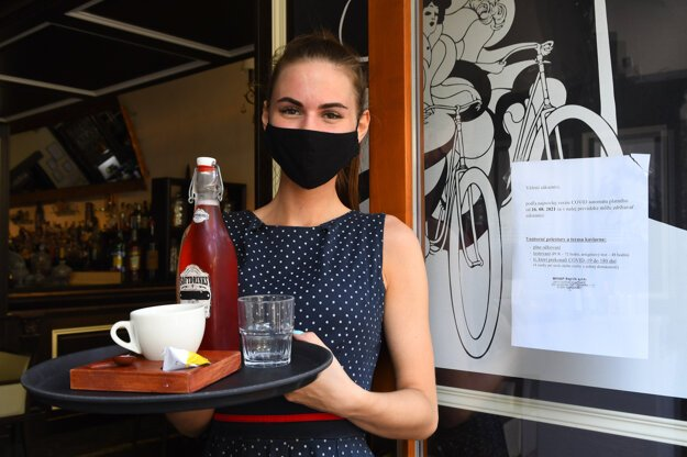 Restaurants in Košice already had to adapt to new, stricter rules.