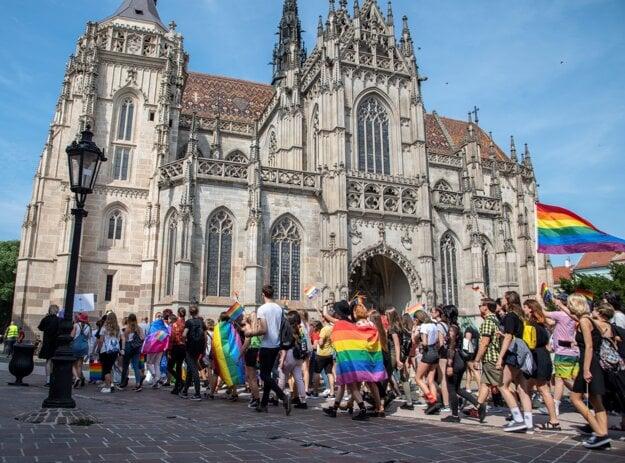 The Pride festival in Košice will spotlight Roma LGBT+ people.