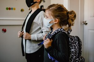 Kids return to schools on September 2 in Slovakia.