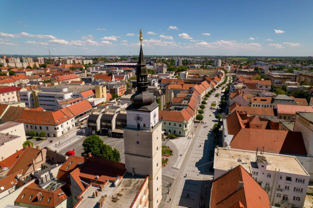 Special Trnava City Tower tours with a clockmaker will take place on September 27, from 16:00 to 20:00, on the occasion of World Tourism Day. The admission fee is €5.