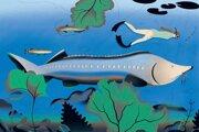 The beluga sturgeon takes readers down the Danube.