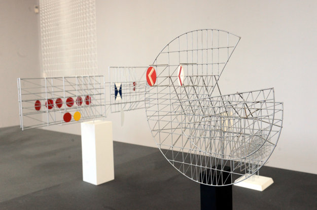 Anton Cepka's kinetic objects
