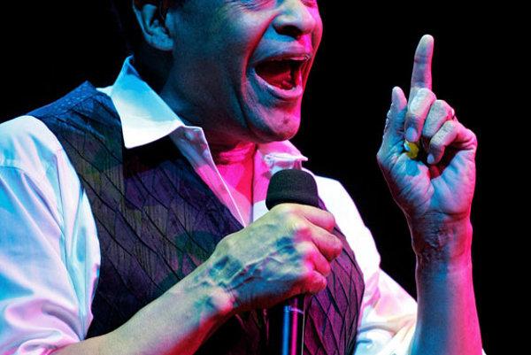 Al Jarreau is the main act of the Bratislava Jazz Days.