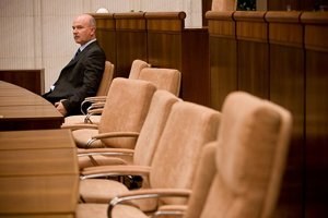 Will Minister Janušek keep his seat?