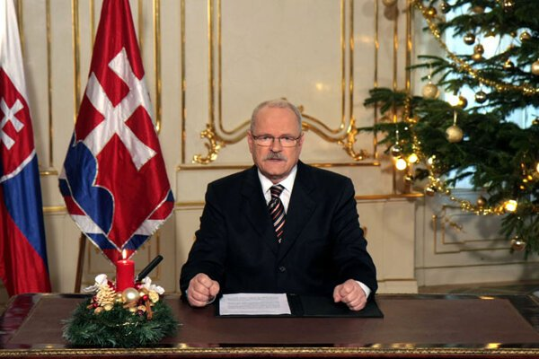 President Ivan Gašparovič