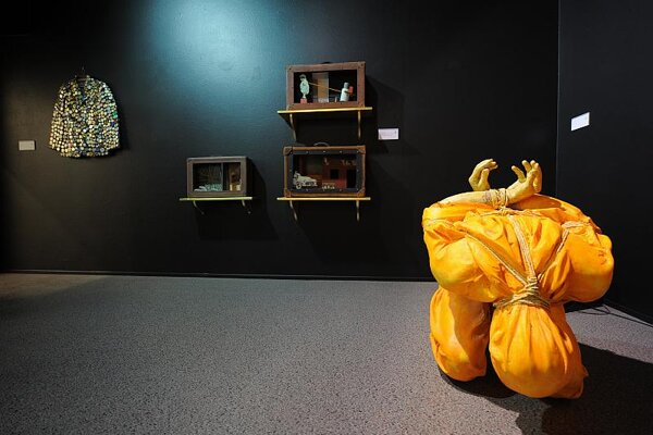 Danubiana hosts works by hundreds of Slovak and Hungarian artists