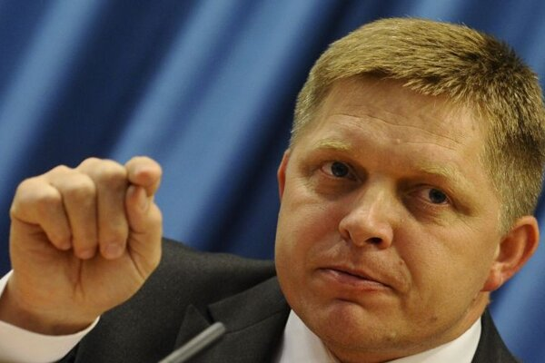 PM Robert Fico. Is his party's popularity falling?