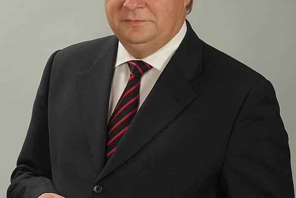 Zdenko Trebuľa, president of Košice Self-Governing Region