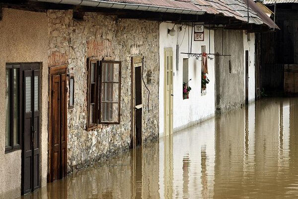 Flooding in Slovakia was one of the main challenges for insurers last year.