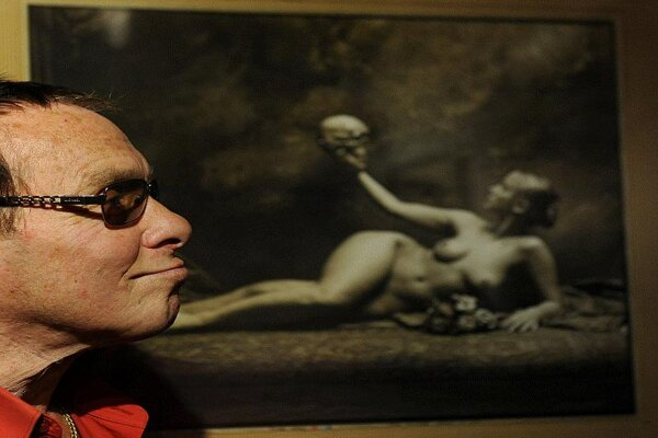 Jan Saudek is part of the Month of Photography.