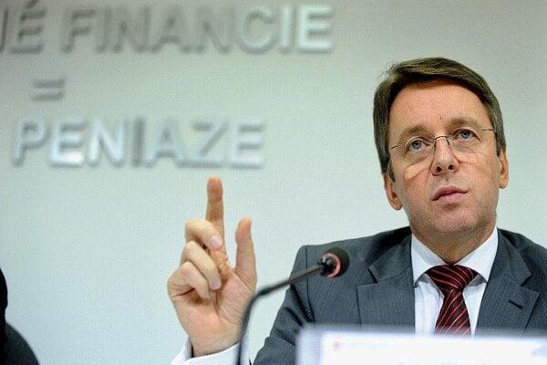 Finance Minister Ivan Mikloš