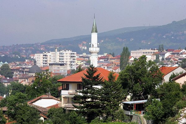 Sarajevo was under siege from 1992 to 1996.
